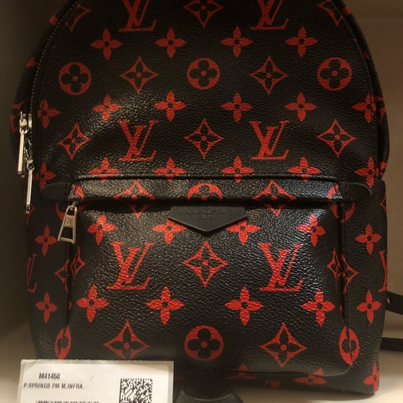 78dad261cb Louis Vuitton Infrarouge Palm Springs PM limited